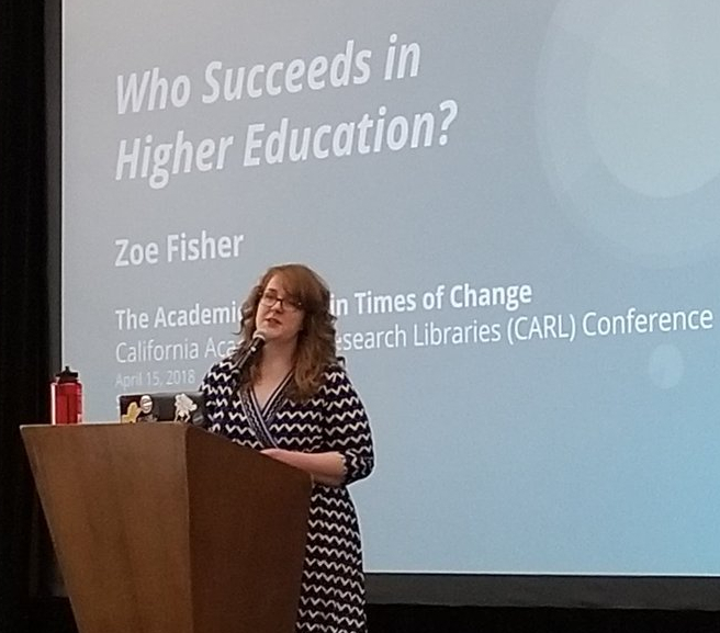 Who Succeeds in Higher Education? Questioning the Connection